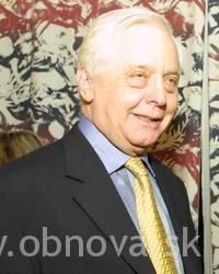 Minister MK SR Rudolf Chmel