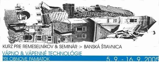 Workshop 2005 v Banskej Stiavnici