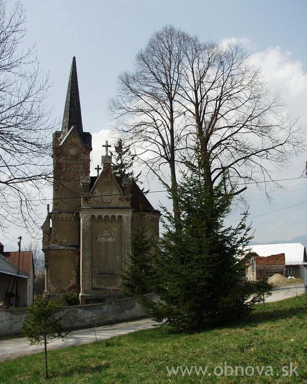 2005-04-15-rakovo-kaplnka-cintorin-4153519 foto hrcka