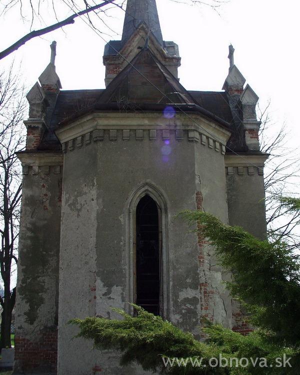 fasada 2005-04-15-rakovo-kaplnka-cintorin-4153522 foto hrcka