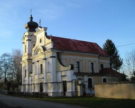Kostol sv. Jána Nepomuckého v Lúčnici nad Žitavou