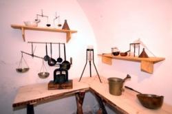 Expozícia kláštorného múzea