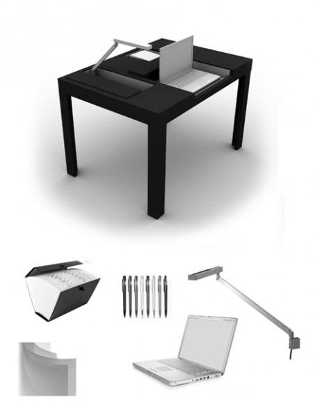 180 table noire