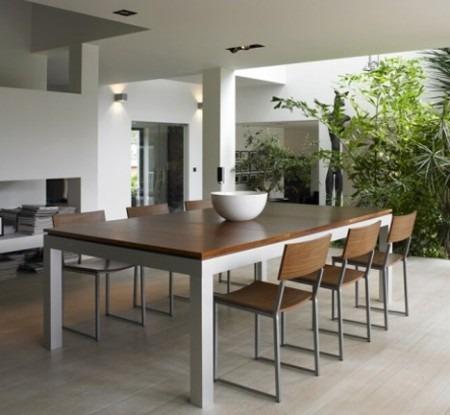 table de salon Fusion table