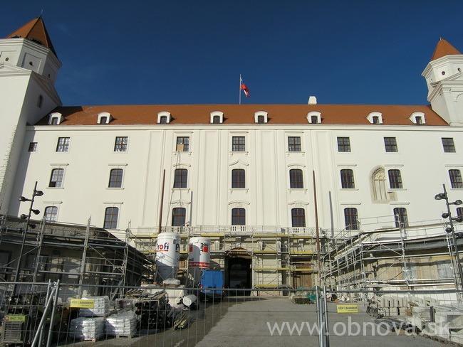 Bratislava hrad 2009_11_01