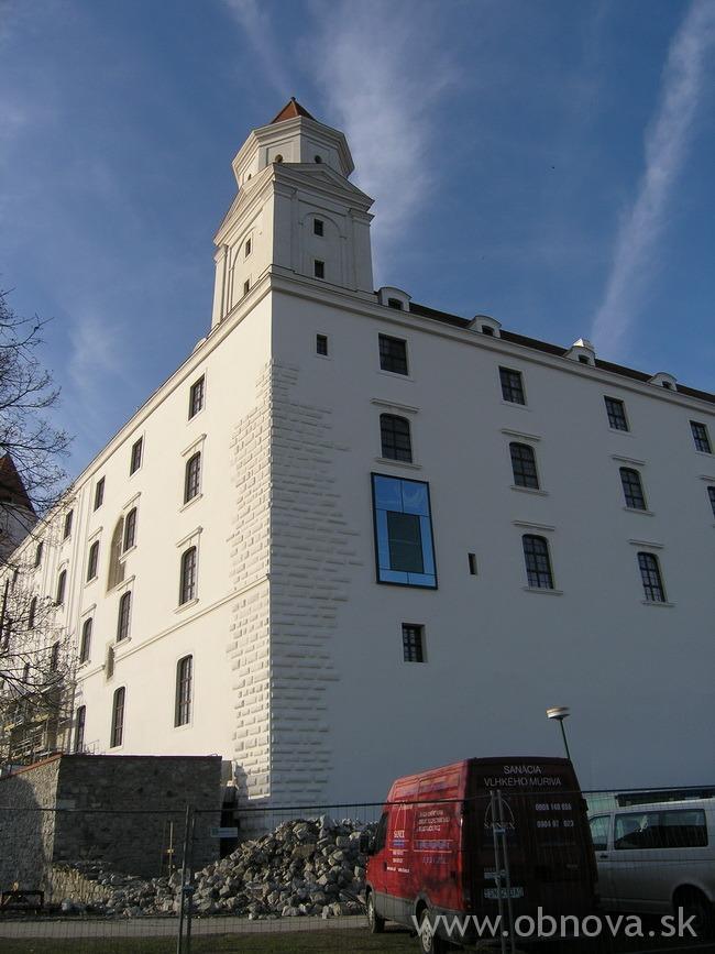 Bratislava hrad 2009_11_12