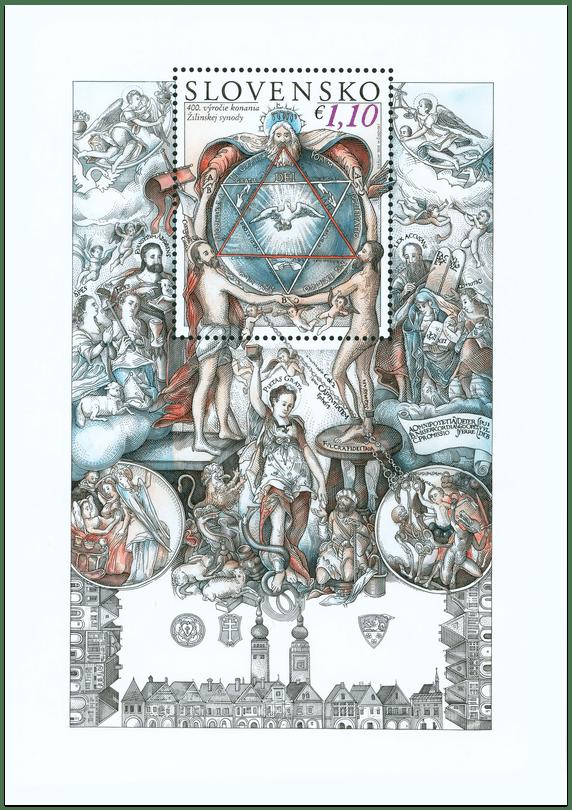 400. výročie konania Žilinskej synody (www.pofis.sk)