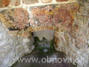 renesancna vapenna pec z vnutra