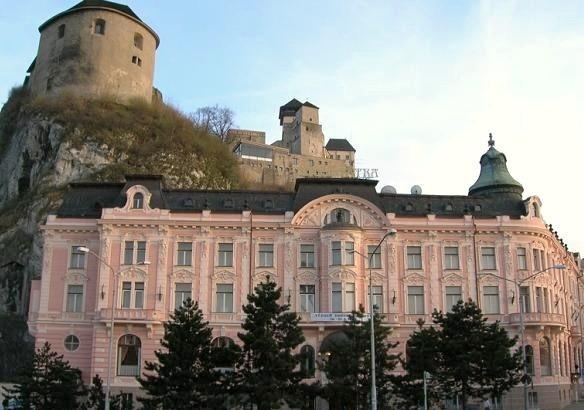 Trenčín, Hotel Tatra