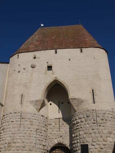 Mestská veža v Hainburgu na Dunaji (Viedenská veža)