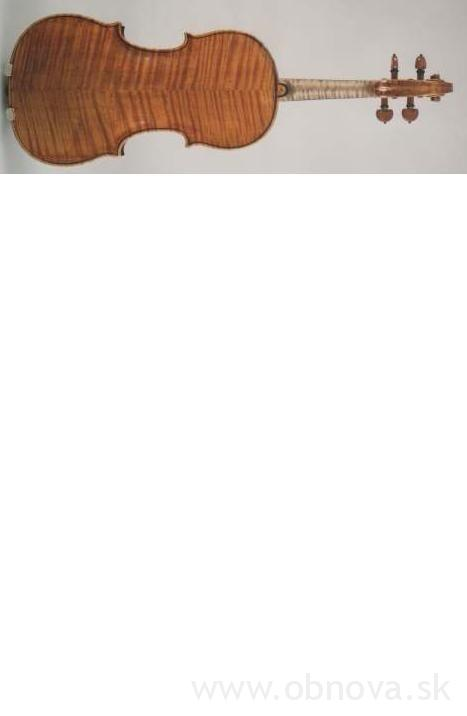 2664117 Stradivari-1710-exSmith-Rückansicht