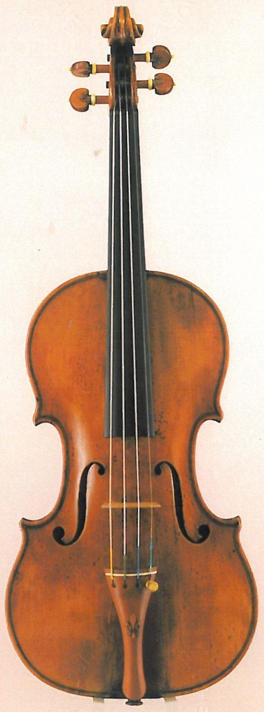 2664117 Stradivari1711-Vorderansicht