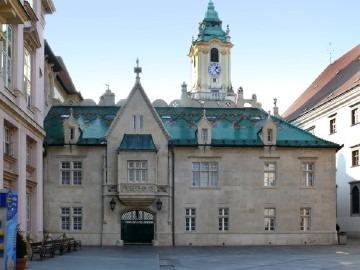 Apponyiho palác, foto: Peter Fratrič