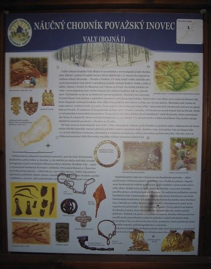 Bojná, archeológia, foto Kamil Nováčik