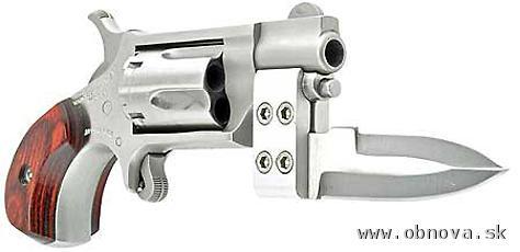 Bodák pre revolver, USA, 2010