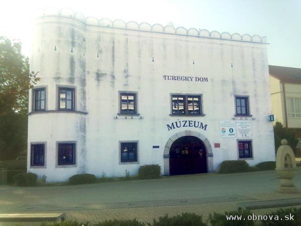 Mestské múzeum v Senci