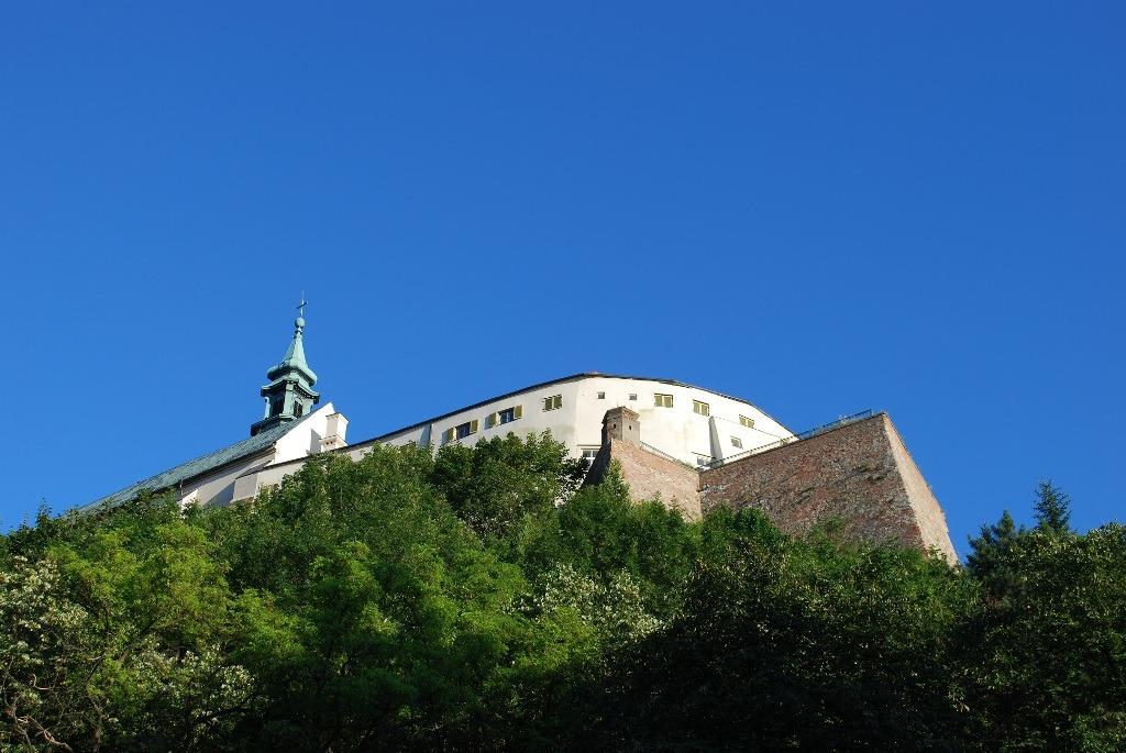 Hrad Nitra Biskupský palác, foto: Kamil Nováčik