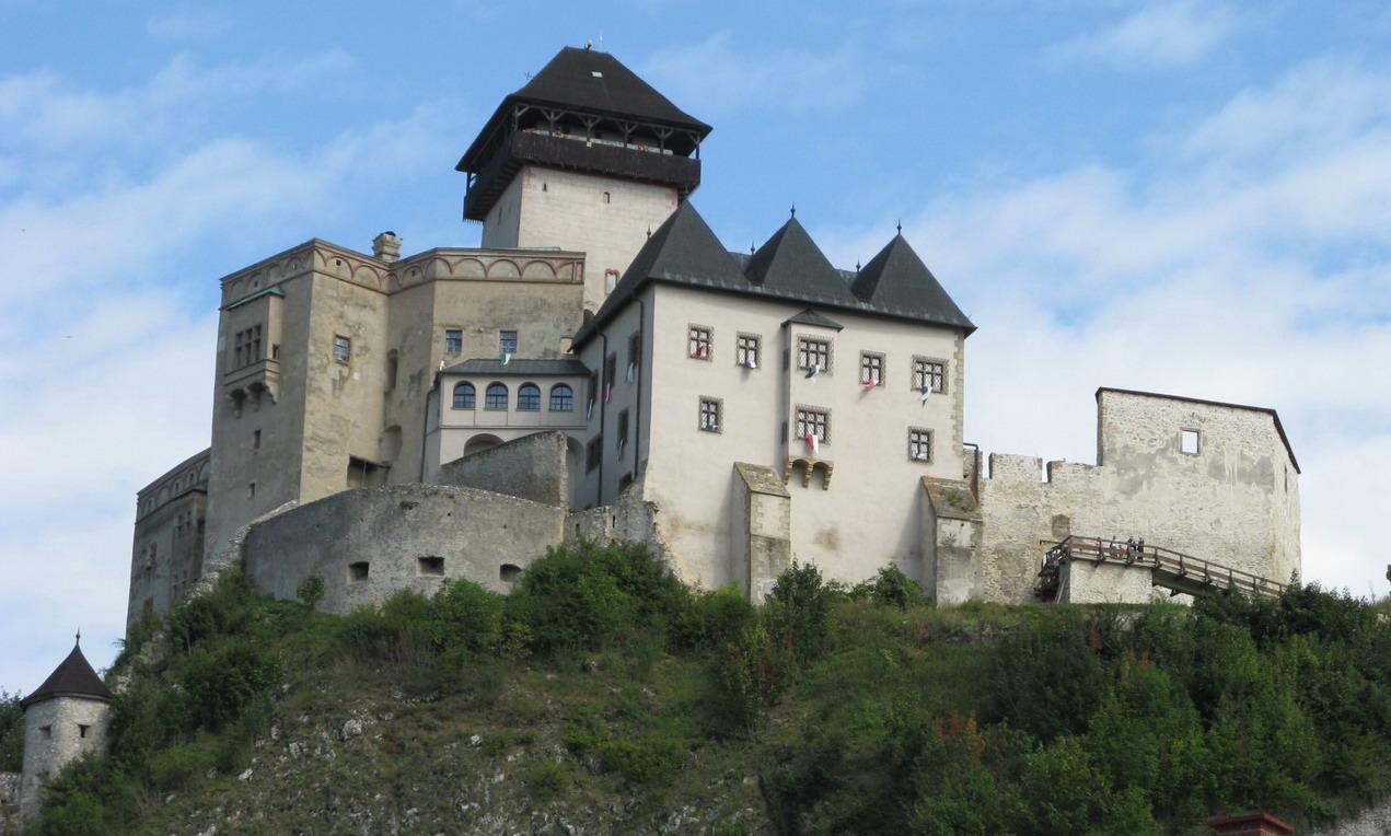 Trenčiansky hrad, foto: Jozef Hochel