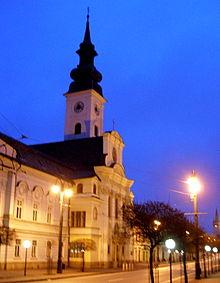 Katedrálny chrám sv. Jána Krstiteľa v Prešove (wikipedia.org)