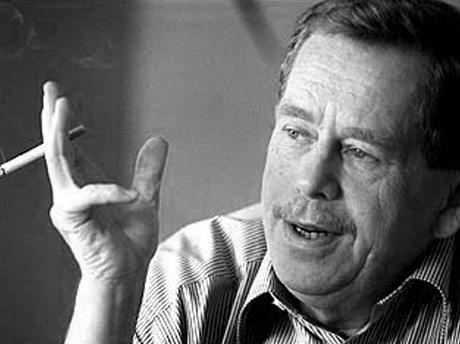 Václav Havel (prague-life.com)