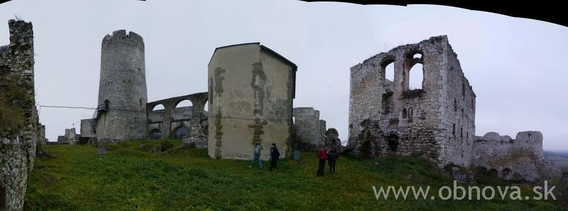 2010 Spissky hrad - foto Michal harp Hrcka 38