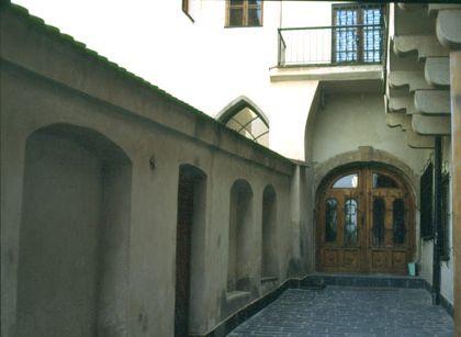 Priestory Šarišskej galérie v Prešove (sgpresov.sk)