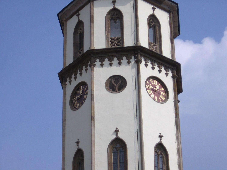 Levoča, veža chrámu sv. Jakuba, ilustračné foto