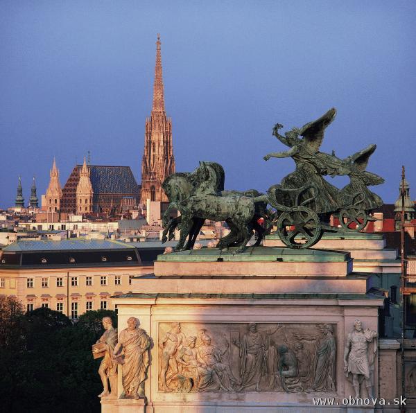 viedenský Stephansdom © WienTourismus/F3