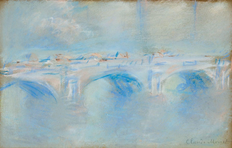 Claude Monet: Waterloo most, Londýn 1901 © Zbierka Triton Foundation, Holandsko