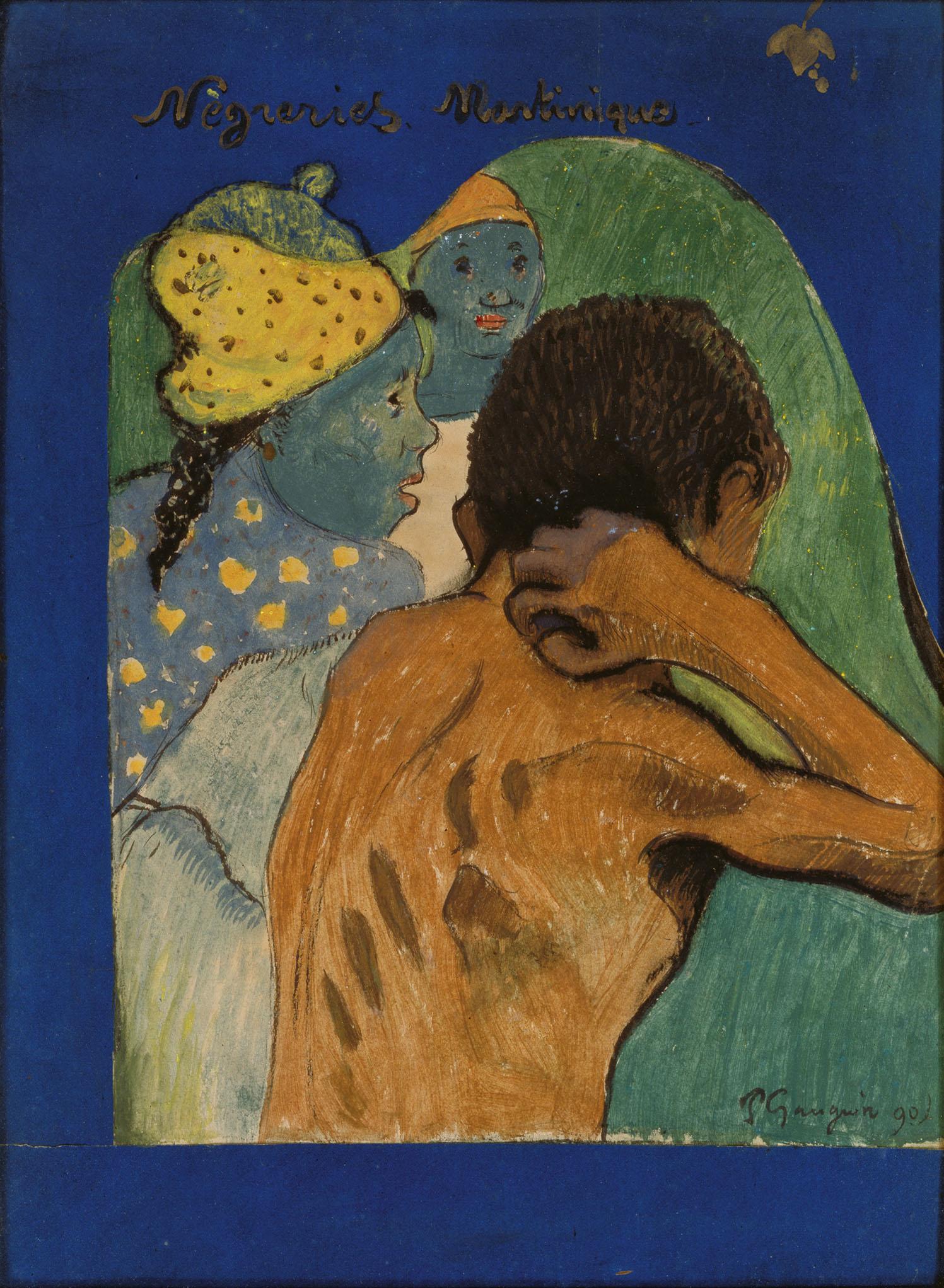 Paul Gauguin: