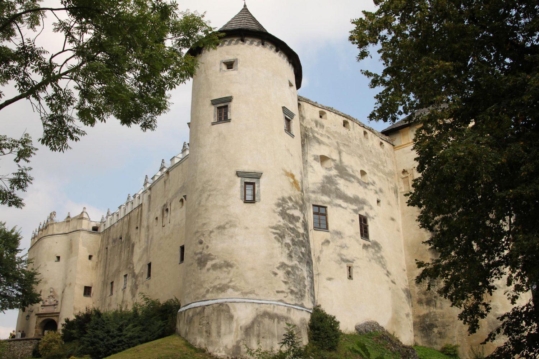 Hrad Dunajec (Niedzica) zdroj: wiki