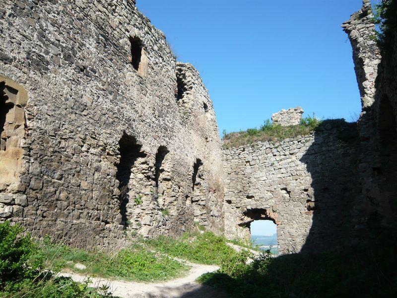 Kapušanský hrad, zdroj: net