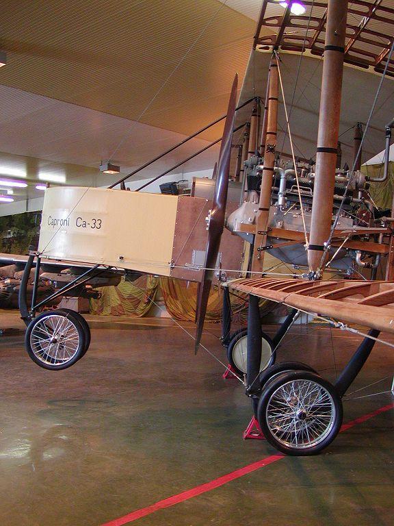 Caproni Ca-33, zdroj: wiki