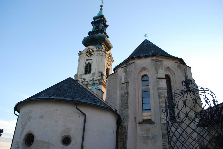 Katedrála sv. Emeráma v Nitre, foto: Kamil Nováčik