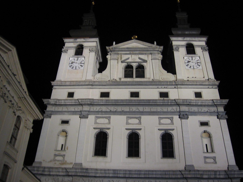 Katedrálny chrám svätého Jána Krstiteľa v Trnave, foto: Kamil Nováčik