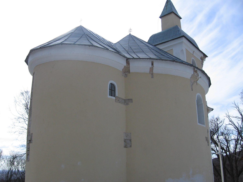 Rotunda sv. Juraja, foto: Kamil Nováčik