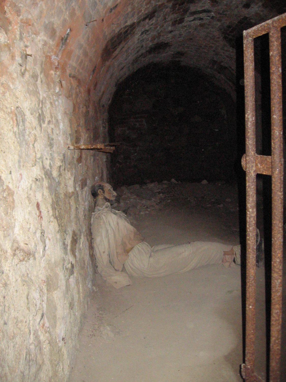 Tajomná kobka na Červenom Kameni, foto: Kamil Nováčik