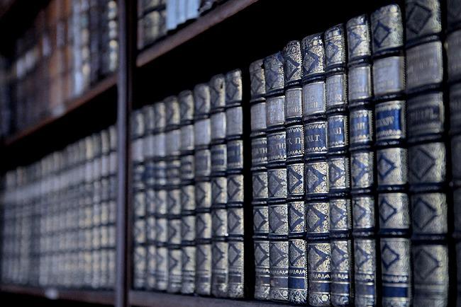 Kláštorná knižnica v Jasove, foto: regionkosice.com