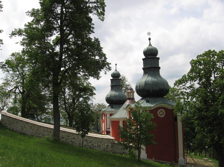 Dolný kostol, foto: Kamil Nováčik