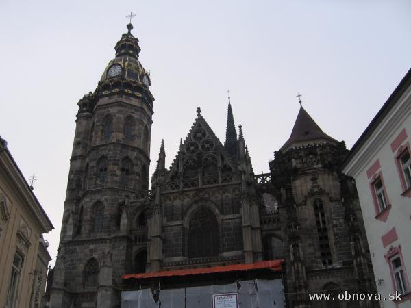 Západný portál Dómu sv. Alžbety