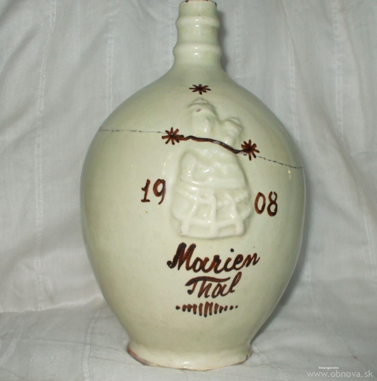 Čepák z roku 1908