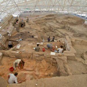 Logo pre skupinu Archeológia