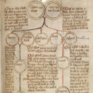 Logo pre skupinu História, genealógia a heraladika