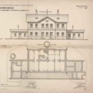 Logo pre skupinu Architektúra a stavitelstvo